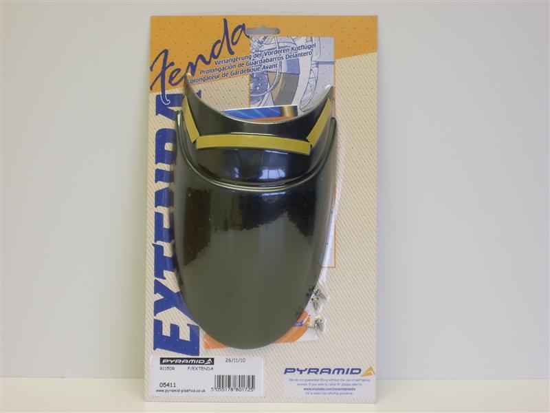Pyramid Plastics Extenda Fenda Mudguard Front Fender Extension//Extender compatible with BMW K1200LT PYR-05414