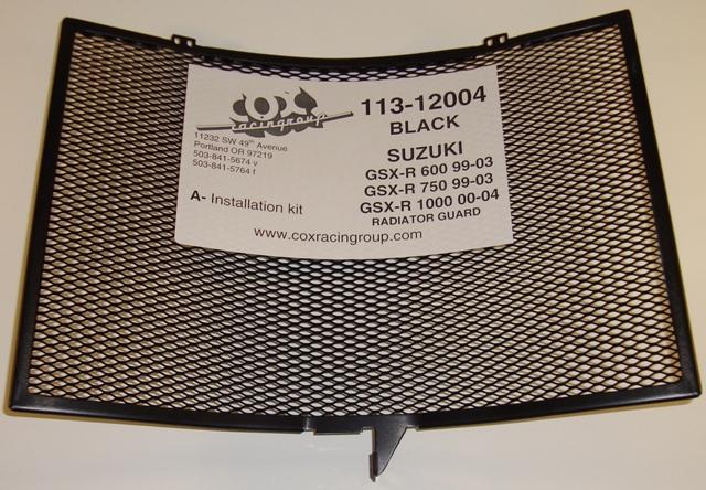 39f2683b310 Suzuki Aluminium Radiator Guards