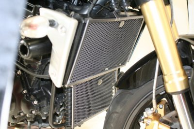 R/&G Racing Aluminium Radiator /& Oil Cooler Guard Set for Suzuki GSXR 1000 05-06